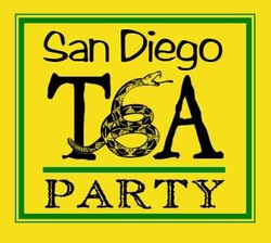 San Diego Tea Party